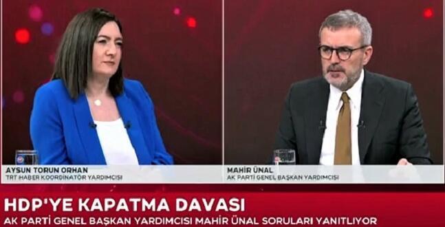 """Ünal, """"AK Parti'nin 19 yıllık iktidarını özeti güven ve istikrardır"""""""