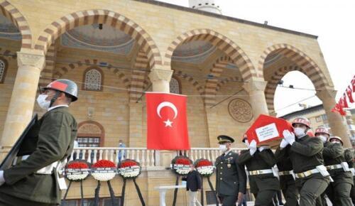 Suriye Şehidimiz Ahmet Akdal Son Yolculuğuna Uğurlandı!