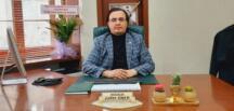 Yenilenmiş Ofisinde, Avukat Zafer Öner'e Ziyaret