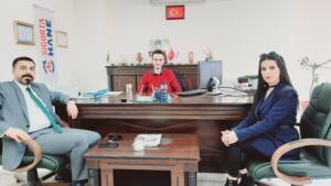 20210407 143211 300x169 Sigortahane Yönetim Kurulu Başkanı Kılıçdan Ziyaret!