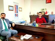 Sigortahane Yönetim Kurulu Başkan'ı Kılıç'dan Ziyaret!