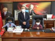 Başkan, Güven 23 Nisan'da Koltuğu Çocuklara Devretti!