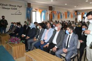 IMG 1321 300x200 AK Parti Grup Başkanvekili Mahir Ünal, Afşinde Ziyarette Bulundu!