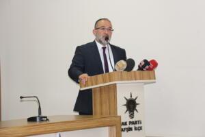 IMG 1327 300x200 AK Parti Grup Başkanvekili Mahir Ünal, Afşinde Ziyarette Bulundu!