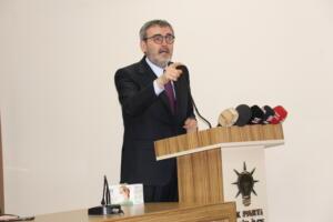IMG 1355 300x200 AK Parti Grup Başkanvekili Mahir Ünal, Afşinde Ziyarette Bulundu!