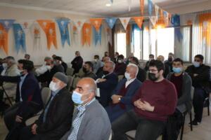 IMG 1370 300x200 AK Parti Grup Başkanvekili Mahir Ünal, Afşinde Ziyarette Bulundu!