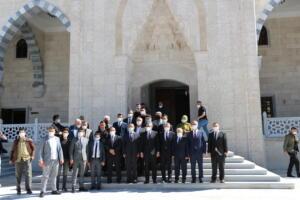 IMG 1398 300x200 AK Parti Grup Başkanvekili Mahir Ünal, Afşinde Ziyarette Bulundu!