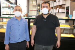 IMG 1437 300x200 Maraşlıoğlu Pastanesi Lezzetini Evlerinize Taşıyor!