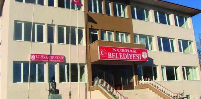 Nurhak Belediyesi'ne, Koronavirüs Karantinası!