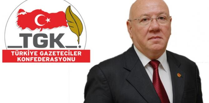 Başkan Kolaylı'dan Gazetecilere Müjde!
