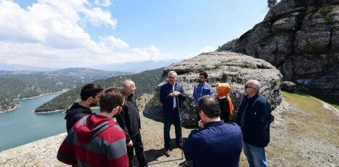 Ali Kayası'na Cam Seyir Terası Yapılacak!