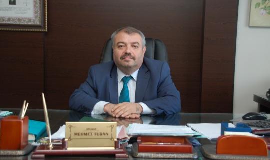 Baro Temsilcisi Turan'dan, Avukatlar Günü Mesajı!