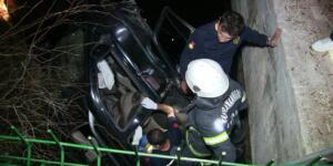 Elbistan'da Su Kanalına Düşen Otomobil Sürücüsü Hayatını Kaybetti!