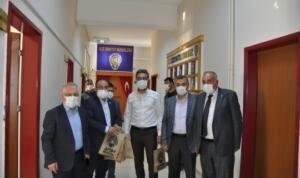 baskan guvenden emniyet muduru cengize ziyaret h31171 bd9c9 300x178 İlçe Emniyet Müdürü Metin Cengiz'e, Polis Haftası Ziyareti!