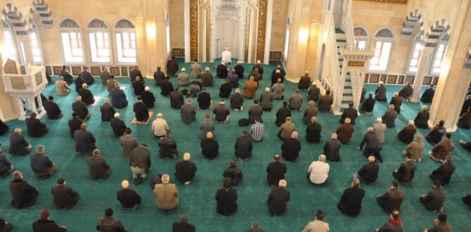 Afşin Ashab-ı Kehf Camisi İbadete Açıldı!
