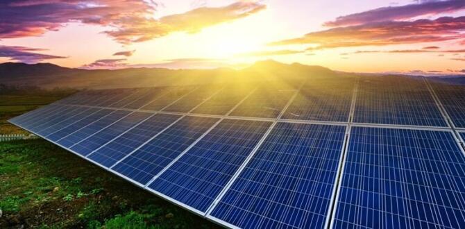 Güneş enerjisi santrali yarışmasının tarihi açıklandı!