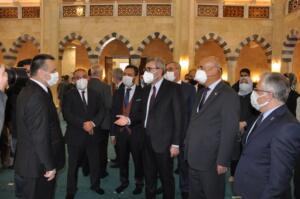 unal 2 1 300x199 AK Parti Grup Başkanvekili Mahir Ünal, Afşinde Ziyarette Bulundu!