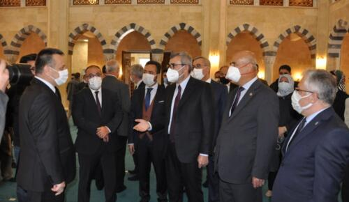 AK Parti Grup Başkanvekili Mahir Ünal, Afşin'de Ziyarette Bulundu!