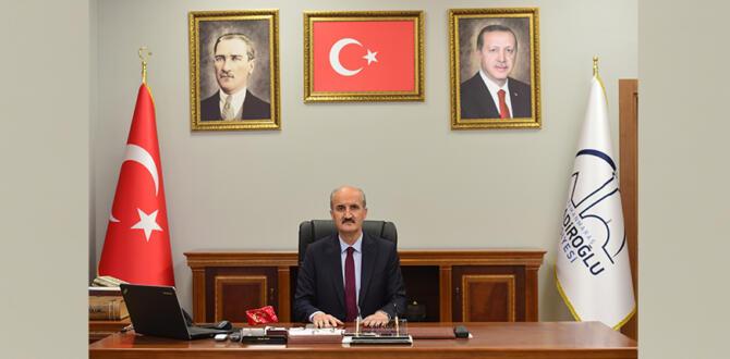 """Dulkadiroğlu Başkanı Okay, """"Mazlumun Yanında Zulmün Karşısındayız"""" dedi"""