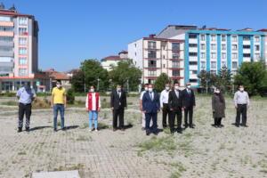 IMG 2249 300x200 Afşinde 19 Mayıs Çelenk Sunma Töreni Düzenlendi!