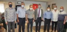 Milletvekili Aycan'dan KMBGC'ye 'Hayırlı Olsun' Ziyareti
