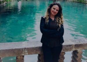 kahramanmarasta dr gul inci torun gecirdigi trafik kazasinda e1622032434838 300x215 Afşin Devlet Hastanesi'nde, görevli doktor trafik kazasında ölümden döndü!