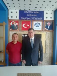 201814192 199107755420636 5550627069848190451 n 225x300 Memleket Partisi, Afşin İlçe Başkanı Mehmet Ceren seçildi