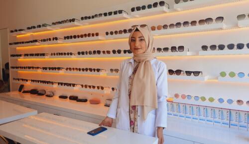Afşin'de Büşra Optik Bugün Açılıyor!