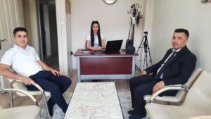 20210610 135153 300x169 PTT Müdürü Kırbıyıktan, Efsus Habere Ziyaret!