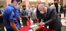 Ceza Evi İnfaz Kurumu Kütüphaneleri İçin Kitap Bağış Kampanyası düzenlendi