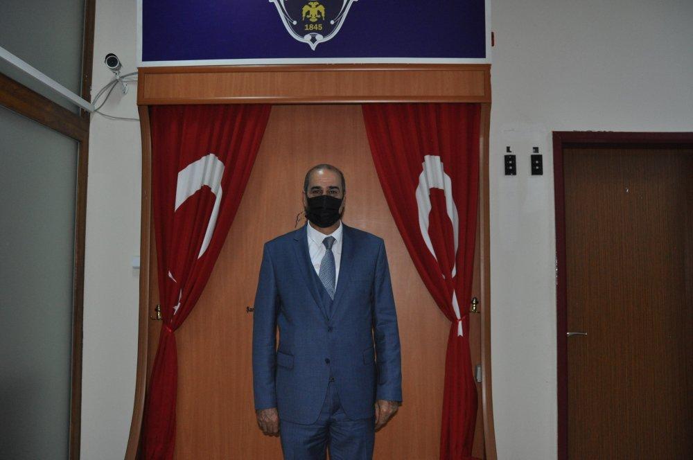 DSC 0314 2 Cebeloğlundan , Afşin İlçe Emniyet Müdürlüğüne Ziyaret!