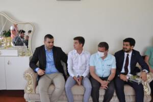 DSC 0317 2 300x199 AK Parti Gençlik Kolları Genel Başkanı İnan'dan Afşin'e Ziyaret