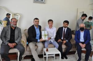 DSC 0322 1 300x199 AK Parti Gençlik Kolları Genel Başkanı İnan'dan Afşin'e Ziyaret