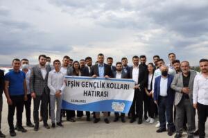 DSC 0332 2 300x199 AK Parti Gençlik Kolları Genel Başkanı İnan'dan Afşin'e Ziyaret