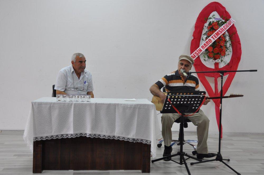 DSC 0418 3 Afşinli fotoğraf sanatçısı ve yazar Ertekin, imza günü düzenledi!