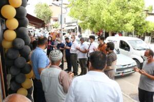 IMG 2430 300x200 Büşra Optik Düzenlenen Törenle Açıldı!