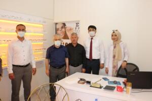 IMG 2440 300x200 Büşra Optik Düzenlenen Törenle Açıldı!