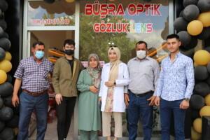 IMG 2480 300x200 Büşra Optik Düzenlenen Törenle Açıldı!