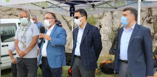 Afşin'de Fotoğraf Ustaları Kamp'ta Buluştu!