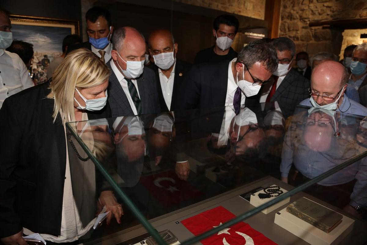 %name Elbistan Şehir Müzesi Açıldı!
