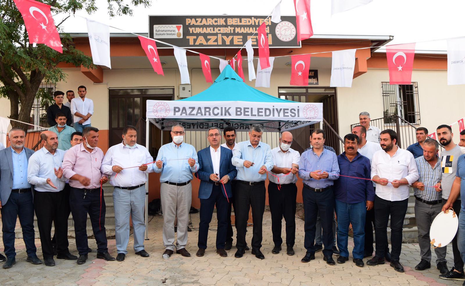%name Pazarcık'a 41 Milyon TL Yatırım