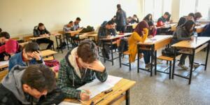 YKS Sınavına Elbistan'da 7 bin 300 aday girecek!