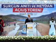 """Başkan Güngör: """"Sürgün Acınızı Paylaşıyoruz"""""""