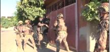 Kahramanmaraş ta uyuşturucuya 4 tutuklama