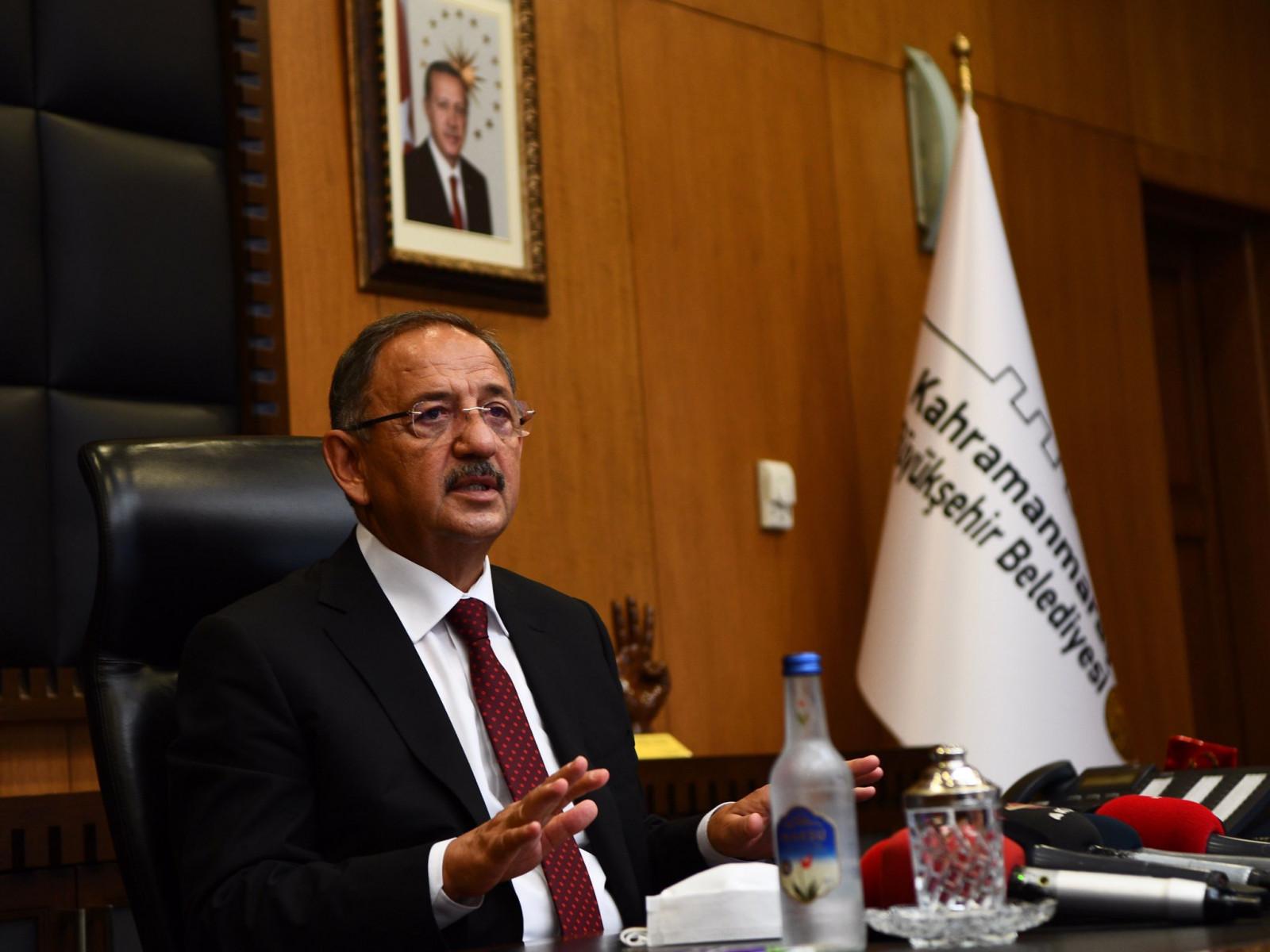 %name Kahramanmaraş'ta Çok Önemli Projeleri Hayata Geçiriyoruz