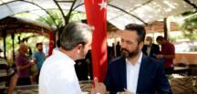 Elbistan'da, 93 Mahalle Muhtarıyla İstişare Toplantısı Yapıldı!