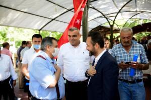 mhtar3 1623747962 300x200 Elbistanda, 93 Mahalle Muhtarıyla İstişare Toplantısı Yapıldı!