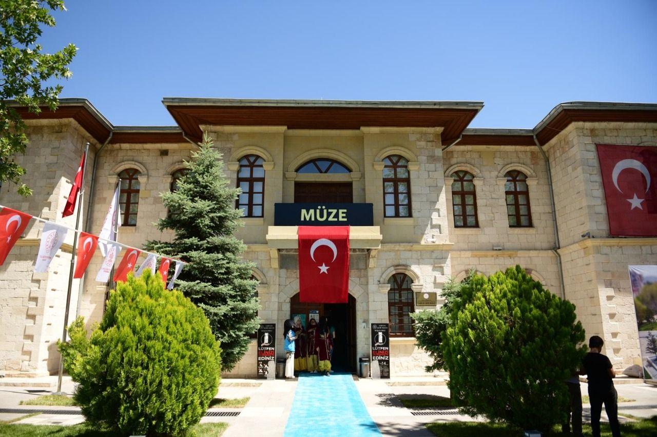 rez3 Elbistan Şehir Müzesi Açıldı!