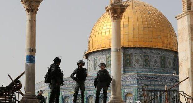 99 fanatik Yahudi Mescid-i Aksa'ya baskın düzenledi