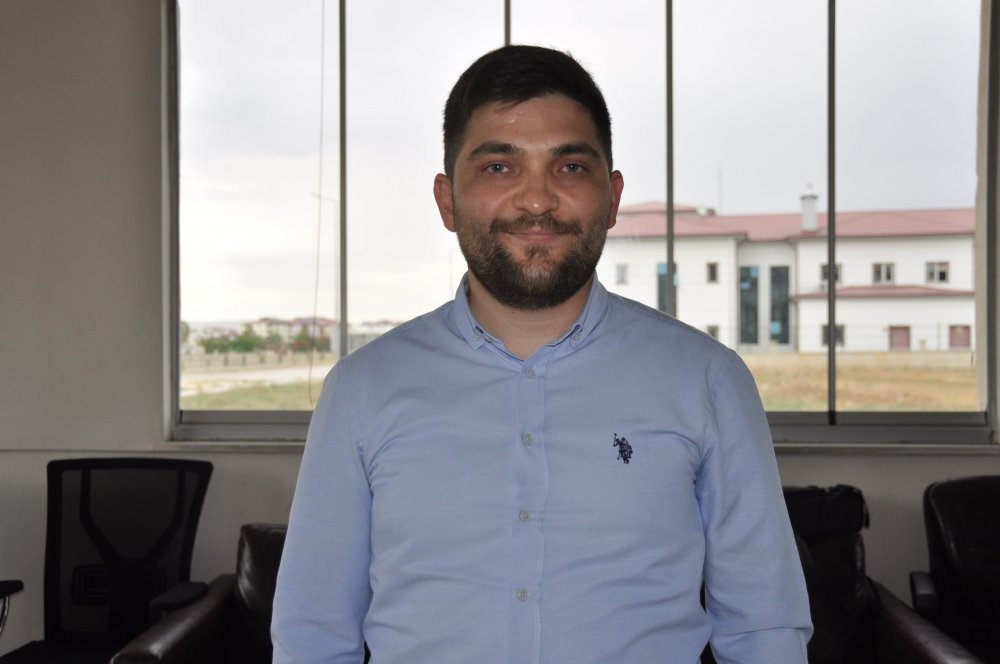 DSC 0319 2 Afşin Barosuna, Avukat Oğuzhan Erüstün seçildi!